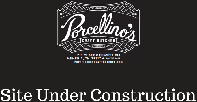 Porcellino's | Craft Butcher